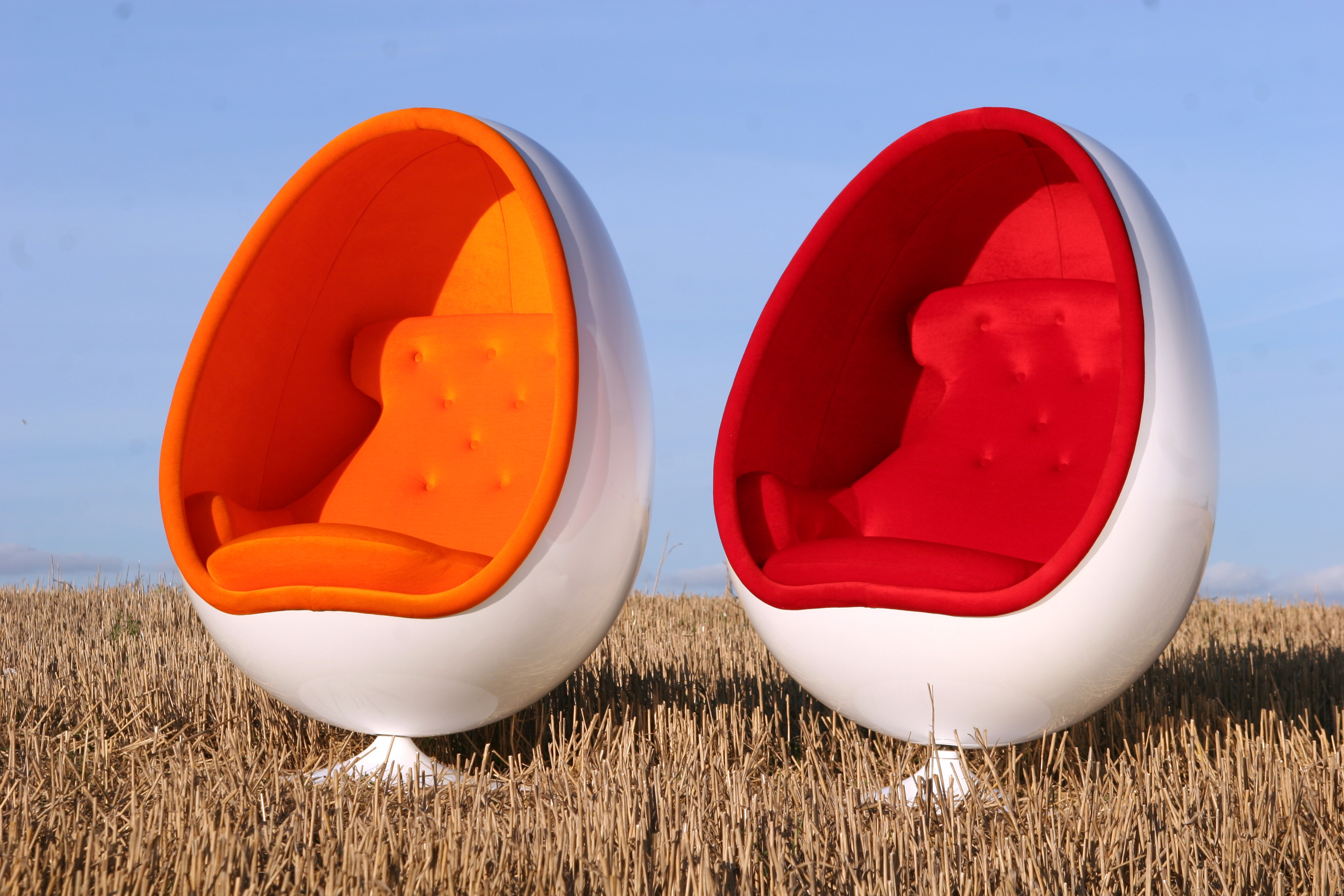Ovalia egg chair for How to make an egg chair